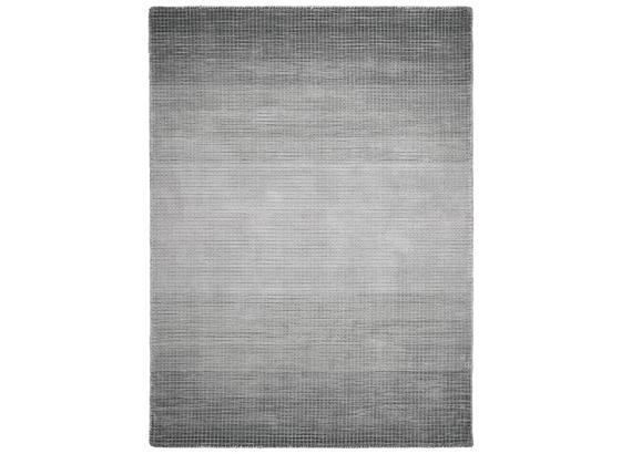 Webteppich Bodhana - Grau, ROMANTIK / LANDHAUS, Textil (120/170cm) - James Wood