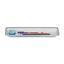 Odkládací Miska Na Tužky Mesh - barvy stříbra, kov (31/9,5/3cm) - Homezone