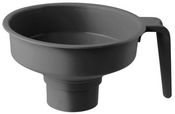 Kunststofftrichter Grau - Grau, KONVENTIONELL, Kunststoff - Homeware