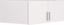 Aufsatzschrank Celle, 2-türig - MODERN, Holzwerkstoff (117/39/117cm)