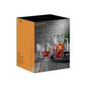 Gläserset Jules, 5 Tlg - Klar, Basics, Glas - Nachtmann