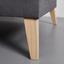 Sedacia Súprava Lena - antracitová, Moderný, drevo/textil (310/205cm) - Modern Living