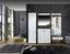 Komoda Avensis - bílá/barvy dubu, Moderní, dřevěný materiál (85/98,6/37,1cm) - Luca Bessoni