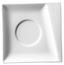 Kombiservice Quadro Pi - Weiß, MODERN, Keramik (33,5/33,5/30cm)