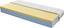Matrace Z Pur Pěny Visco Royal H3 - bílá, textilie (90/200cm) - Primatex