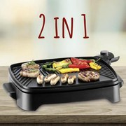 Barbecue BBQ Power Grill - Schwarz, MODERN, Metall (49/59/89,5cm)
