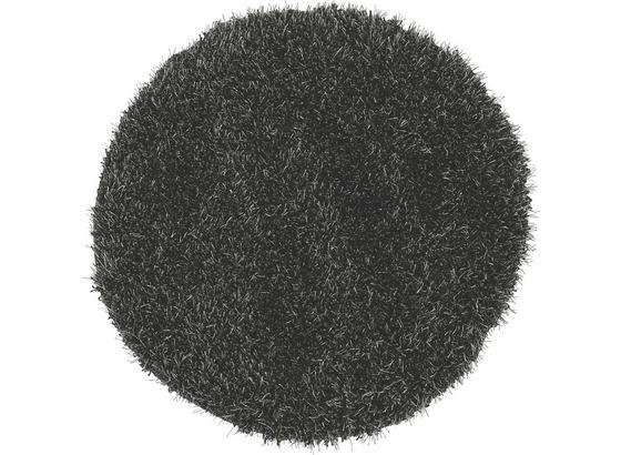 Koberec S Vysokým Vlasem Lambada 1 - antracitová, textil (67cm) - Based