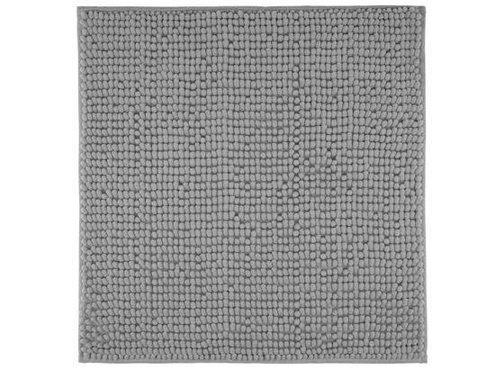 Předložka Koupelnová Nelly -top- - barvy stříbra, textil (50/50cm) - Mömax modern living