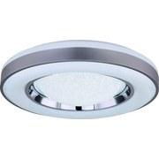 LED-Deckenleuchte Leonie - Weiß, Basics, Kunststoff/Metall (50/11cm) - Luca Bessoni