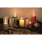 2 Kg Kerzen Zufallssortierung - Multicolor, Basics (38/38/16cm)