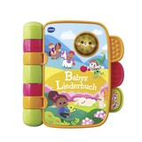 Babys Liederbuch Babys Liederbuch - Multicolor, Basics, Kunststoff (20,3/21,6/5,2cm) - V Tech