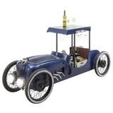 Car Bar B/H/T: 196/76/51 cm Blau - Blau, MODERN, Metall (196/76/51cm) - Carryhome