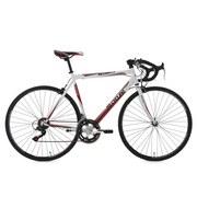 Rennrad Rennrad 28'' Piccadilly 258b - Rot/Weiß, Basics, Metall (180/70/80cm)