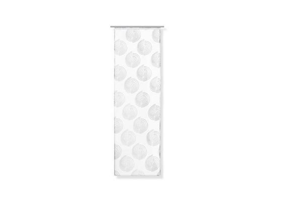 Posuvný Záves Hypno - biela, textil (60/245cm) - Mömax modern living