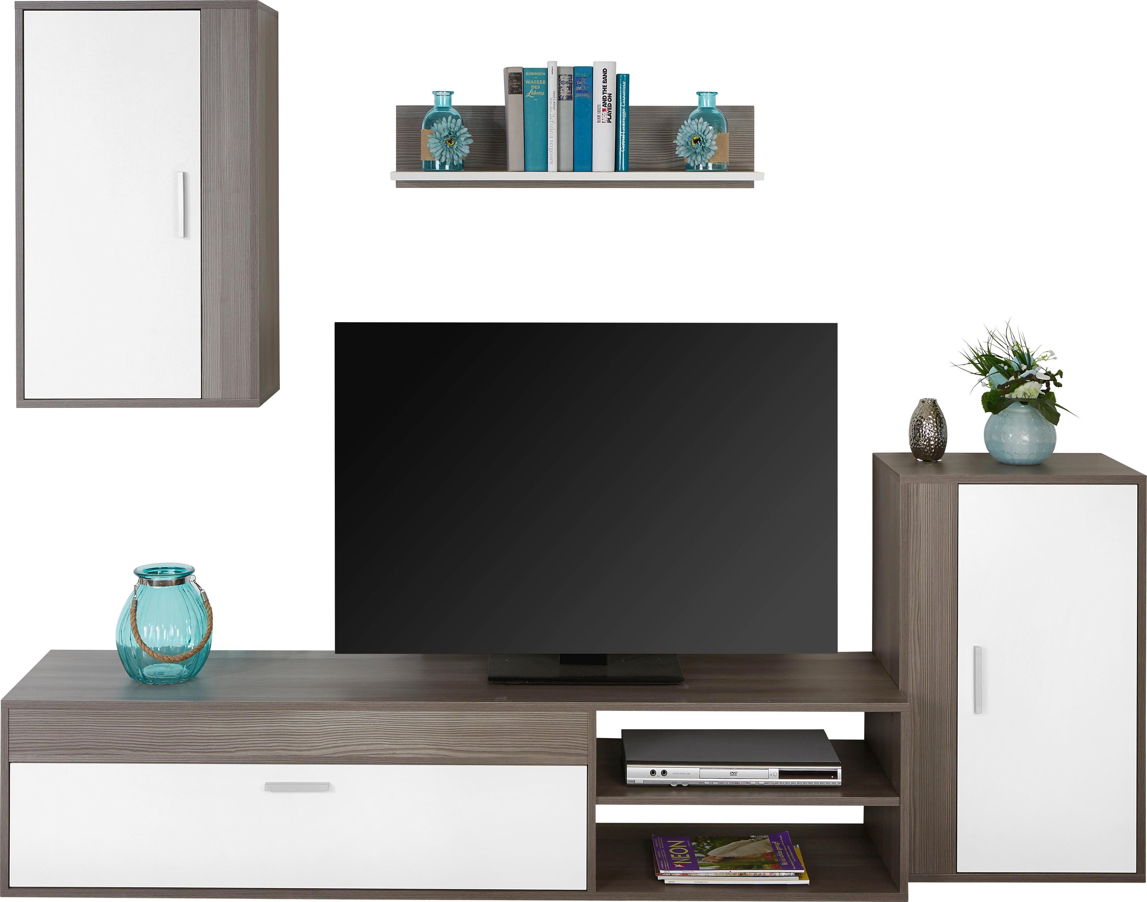 wohnwnde billig superb anbauwand bodegas a kuhles moderne. Black Bedroom Furniture Sets. Home Design Ideas