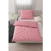 Posteľná Bielizeň Farine - ružová, Moderný, textil (140/200cm) - Mömax modern living