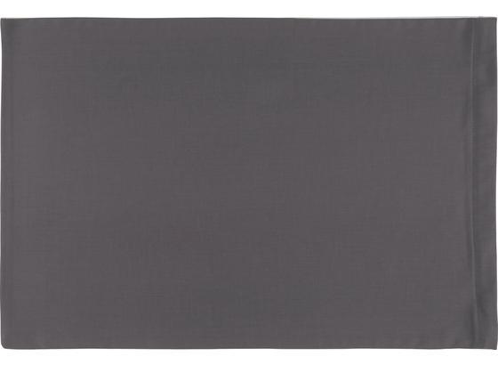 Povlak Na Polštář 'belinda' - světle šedá/antracitová, textil (40/60cm) - Premium Living