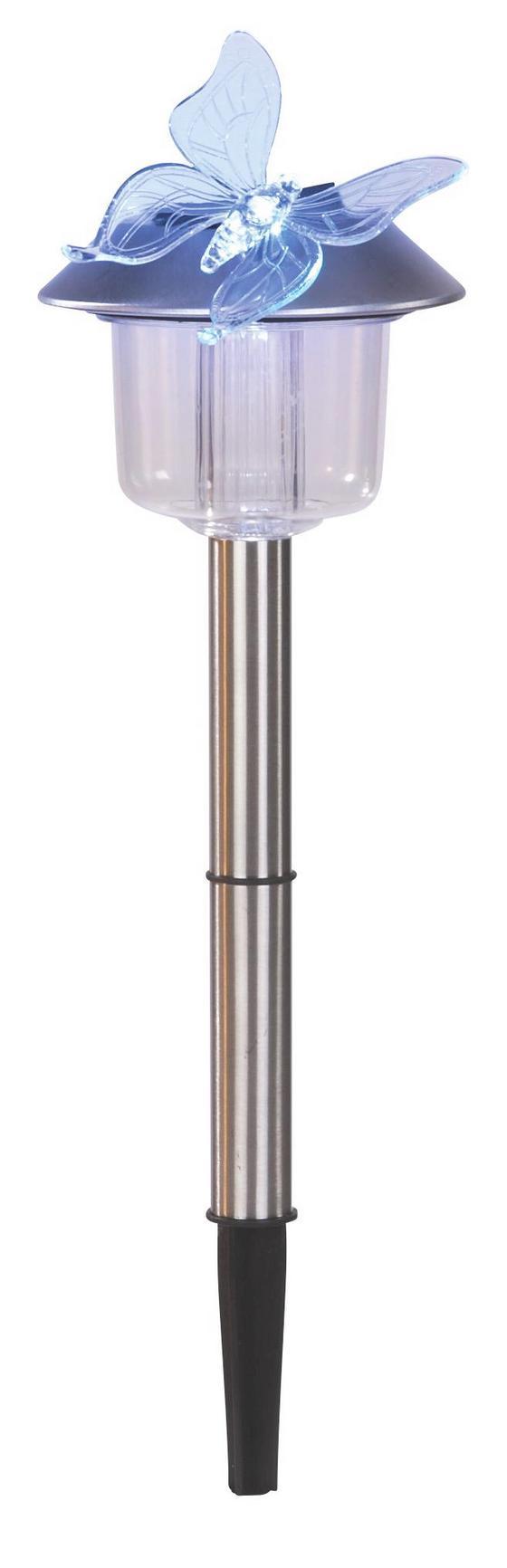 Solarleuchte Sandy - KONVENTIONELL, Kunststoff/Metall (48cm) - Homezone