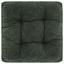 Sedací Vankúš Envy - zelená, textil (45/45/5cm) - Premium Living