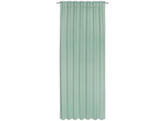 Zatemňovací Závěs Riccardo - světle zelená, Moderní, textil (140/245cm) - Premium Living