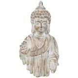 Buddha Alew - Goldfarben/Weiß, Basics, Kunststoff (16/14/32cm) - Luca Bessoni