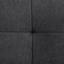 Americká Posteľ Marlene 180x200 Cm - tmavosivá, Moderný, umelá hmota/drevo (216/198/118cm) - Mömax modern living