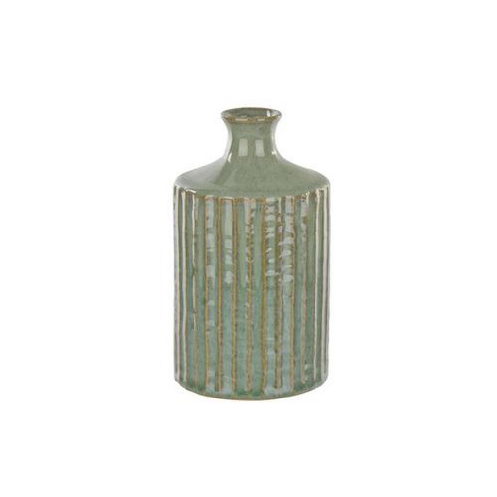Váza stoneware