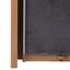 Paspartový Rám Moon - farby dubu, Moderný, kompozitné drevo (251/215/17,5cm)