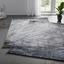 Tkaný Koberec Manchester 1 - sivá, Moderný, textil (80/150cm) - Mömax modern living