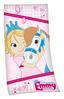 Velourtuch Prinzessin Emmy - Multicolor, Textil (75/150cm)