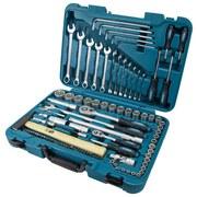 Werkzeugset 101-Teilig Chrom-Vanadium-Stahl K101 - Türkis, KONVENTIONELL, Metall (45/9,5/33cm) - Hyundai