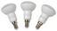 LED-Leuchtmittel Abbey - Weiß, KONVENTIONELL, Kunststoff/Metall (5/8,6cm)