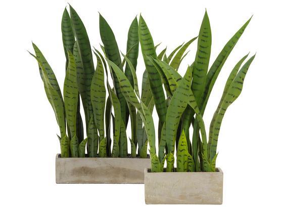 Umelá Rastlina Vitus - zelená, plast (58cm)