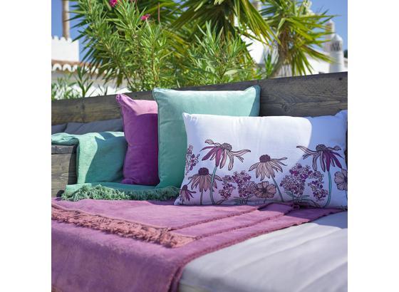 Přikrývka El Sol - šeříková, textil (150/200cm) - Mömax modern living