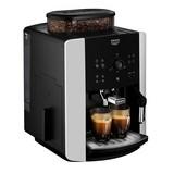 Kaffeevollautomat Arabica Quattro Force - Schwarz/Silbereichenfarben, MODERN, Kunststoff/Metall (29/49/39cm) - Krups