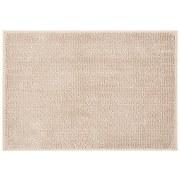 Badematte Anke - Beige, KONVENTIONELL, Textil (60/90cm) - Luca Bessoni