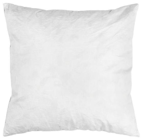 Polster Fride - Weiß, Textil (40/40cm)