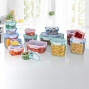 Gourmetmaxx 30tlg. Set  Frischhaltedosen - Basics, Kunststoff - TV - Unser Original