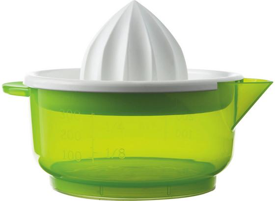 Zitronenpresse H33c - Blau/Pink, KONVENTIONELL, Kunststoff (11.5/10cm)