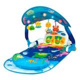 Spielbogen L&s - Blau/Multicolor, MODERN, Kunststoff (64/34/20cm)