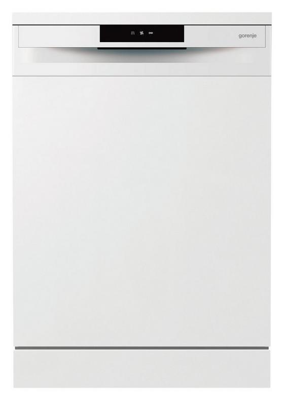 Gorenje Geschirrspüler Gs62010w - Weiß, KONVENTIONELL, Kunststoff (60/85/58cm) - Gorenje