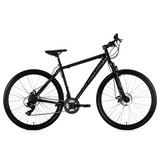 Mountainbike Mtb Hardtail 29' Heist 553m - Schwarz, Basics, Metall (180/70/80cm)