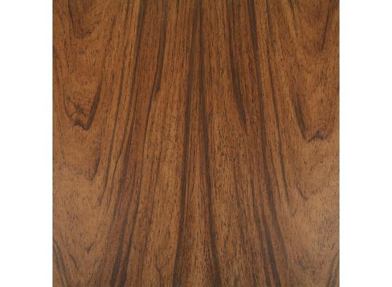 Klebefolie Nussbaum Französisch - Nussbaumfarben, KONVENTIONELL, Kunststoff (90/210cm)