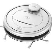 Staubsaugerroboter Robo Clean App Control Laser - Weiß, MODERN, Kunststoff (34/10cm)