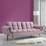 Pohovka S Rozkladom Clara - svetloružová, Moderný, drevo/textil (214 82 81cm) - Mömax modern living