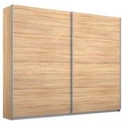 Schwebetürenschrank 226cm Belluno, Sonoma Eiche Dekor - Sonoma Eiche, MODERN, Holzwerkstoff (226/230/62cm) - MID.YOU