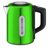 Wasserkocher Vario Temp - Grün, MODERN, Kunststoff (24/15,5/23cm)