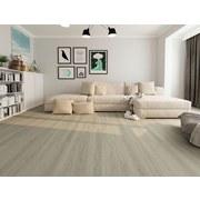 Vinylboden Tosca 43 Eiche Light Grey - Grau, Basics, Kunststoff/Stein (18,3/0,40/121,9cm)