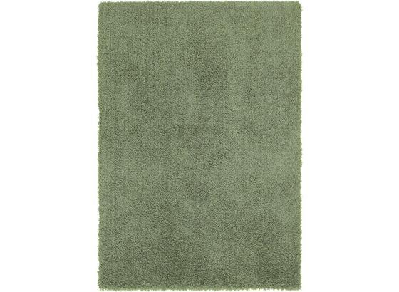 Shaggy Koberec Stefan 3 - zelená, Moderní (160/230cm) - Mömax modern living