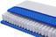 Taschenfederkernmatratze Comfort Dream H2 90x200 - Weiß, KONVENTIONELL, Textil/Metall (200/90/22cm) - Primatex